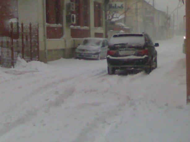 Romania sub Zapezi