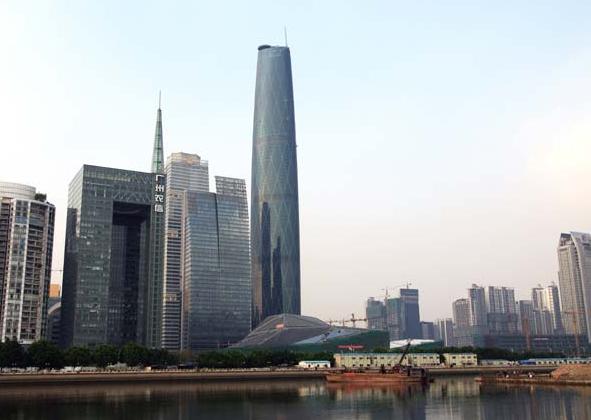 Los 25 edificios mas altos del mundo para el año 2015